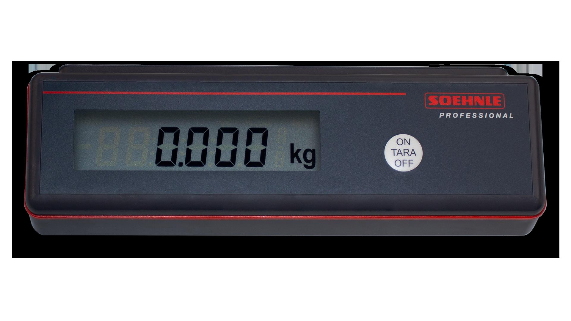 Terminal, Indicateur 3700 Soehnle pour Balance multifonction  Corminboeuf Balances