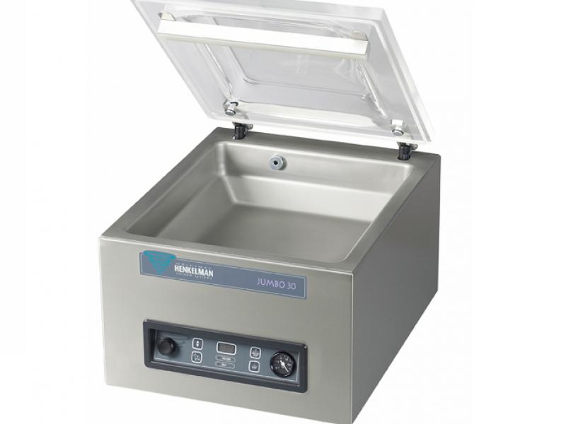 Jumbo 30 Machine-sous-vide-Henkelmann-Corminboeuf Balances
