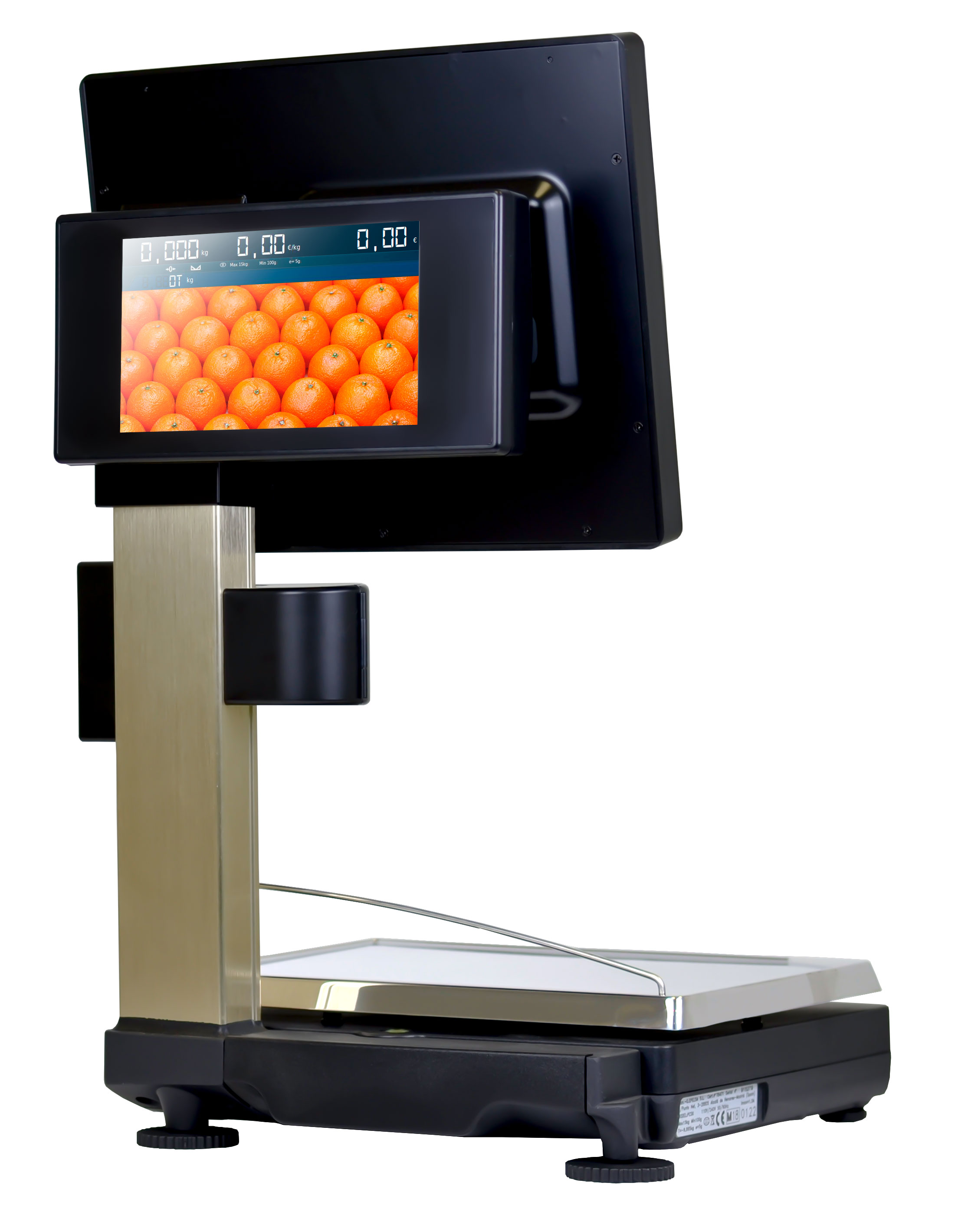 Touchscale 20I orminboeuf Balance Fribourg Suisse